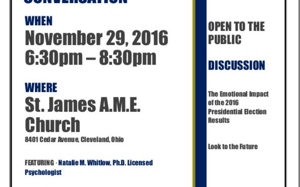 Town Hall Post Election Conversation
