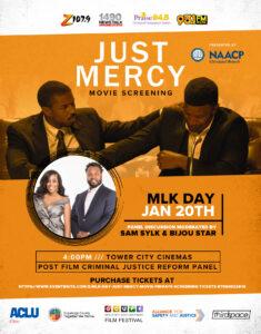 MLK Day Just Mercy Private Screening @ Tower City Cinemas